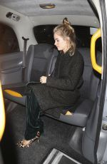 Cressida Bonas At the Chiltern Firehouse in London