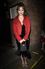 Daisy Wood-Davis At The Hollyoaks Christmas Party at Revolution Bar in Liverpool