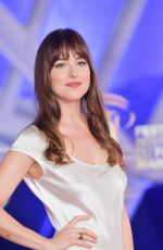 Dakota Johnson At Tribute to Agnes Varda at the 17th Marrakech International Film Festival
