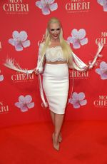 Daniela Katzenberger At Mon Cheri Barbara Day in Munich