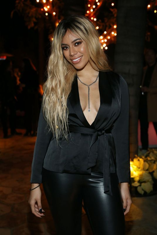 Dinah Jane At Flaunt And Baccarat Celebrate Flaunt