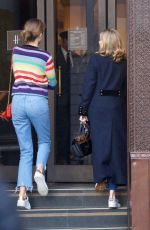 Donna Air Does some last minute Christmas shopping