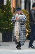Drew Barrymore and Ex-Husband Will Kopelman are Spotted Leaving a Restaurant with their Family in New York City
