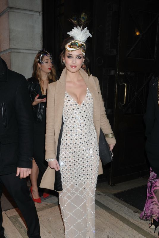 """Elif Aksu At """"The Animal Ball presented by Elephant Family"""", London"""
