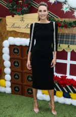Elizabeth Chambers At Brooks Brothers holiday celebration, Los Angeles