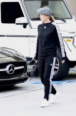 Ellen Pompeo shopping at Hermes in Beverly Hills