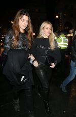 Ellie Goulding Arriving at the Hippodrome Theatre for the Magic Mike Live Press Night, London