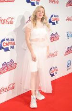 Ellie Goulding At Capital FM Jingle Bell Ball in London