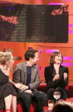 Emily Blunt and Emily Mortimer on The Graham Norton Show