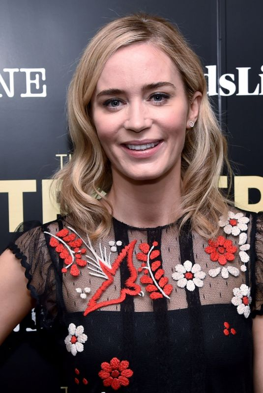 Emily Blunt At