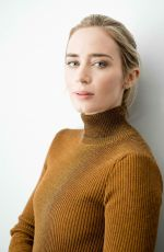 Emily Blunt At TimesTalks with