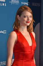 Emma Stone At 21st British Independent Film Awards in London