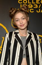 Gigi Hadid At Marc Jacobs Redux Grunge Collection/Marc Jacobs Madison opening in NYC