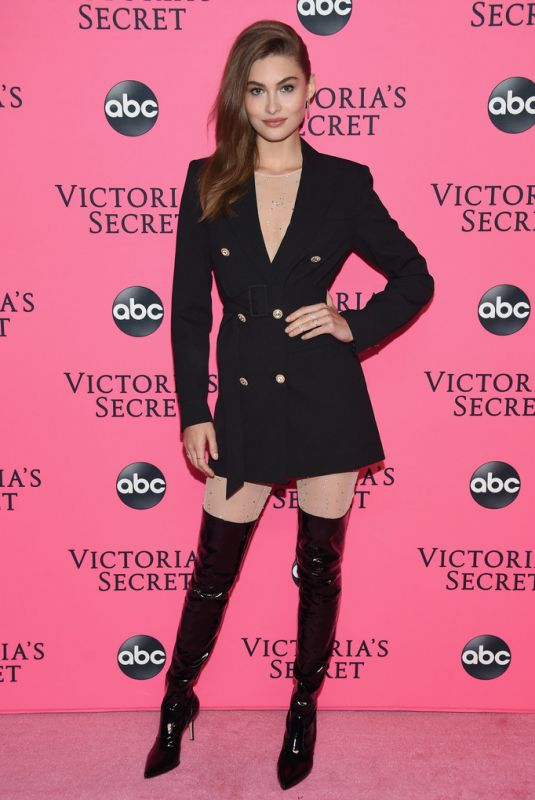 Grace Elizabeth At 2018 Victoria