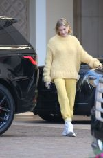 Hailey Baldwin Out in Beverly Hills