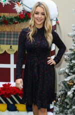 Hassie Harrison At Brooks Brothers holiday celebration, Los Angeles