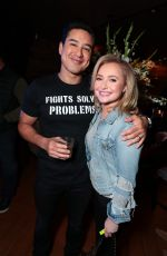 Hayden Panettiere At Showtime PPV Presents Wilder vs Fury Heavyweight Championship