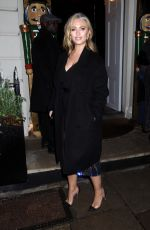 Hayley McQueen At ES Insider launch party, London, UK