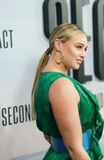 Iskra Lawrence At stx films presents the world premiere of