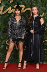 Jade Thirlwall & Leigh-Anne Pinnock At The British Fashion Awards at the Royal Albert Hall in London