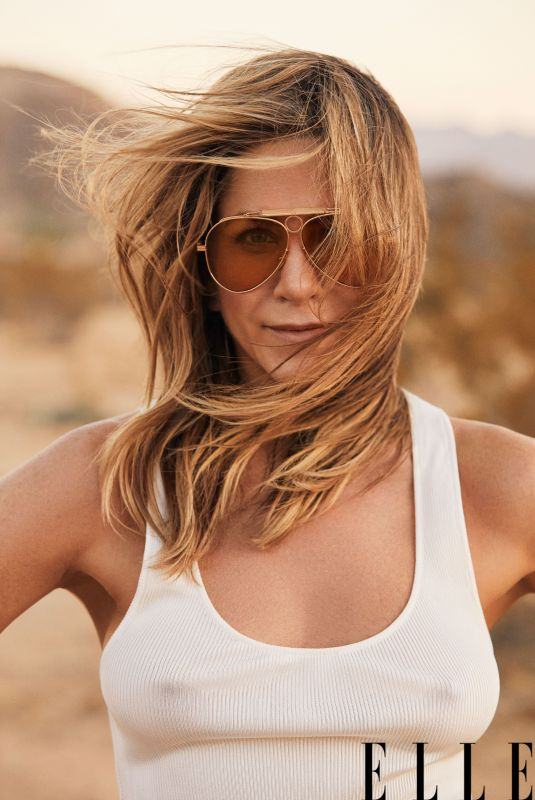 Jennifer Aniston - Zoey Grossman Photoshoot For Elle Magazine