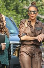 Jennifer Lopez Out in Beverly Hills