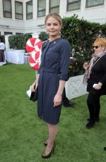 Jennifer Morrison At Brooks Brothers holiday celebration in Los Angeles