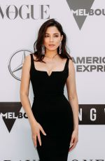 Jessica Gomes At The second annual NGV Gala, Melbourne