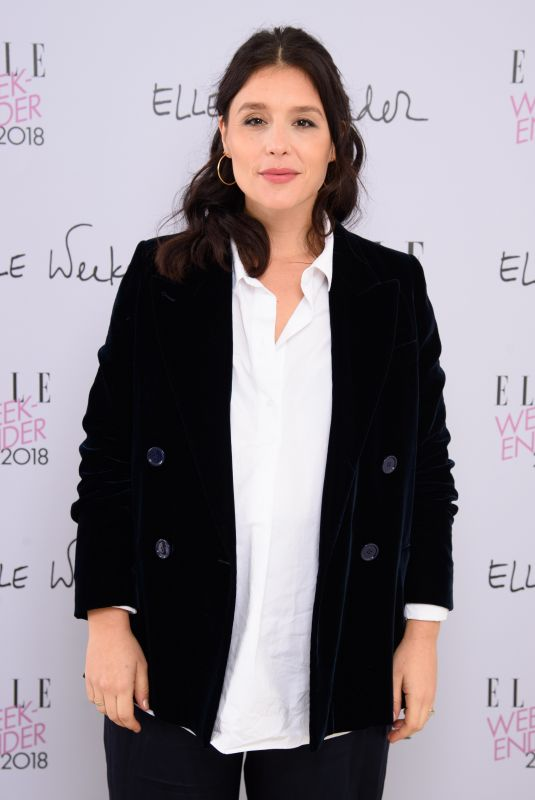 Jessie Ware At ELLE Weekender, Saatchi Gallery, London