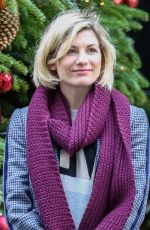 Jodie Whittaker At No.11 Downing Street