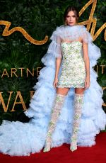Josephine Skriver At The British Fashion Awards in London