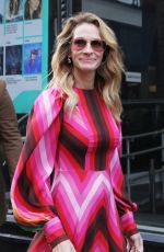 Julia Roberts At AOL Build Series in New York
