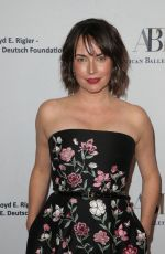 Julie Ann Emery At American Ballet Theatre Holiday Benefit Gala, Los Angeles