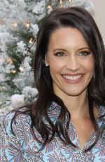 KaDee Strickland At Brooks Brothers holiday celebration, Los Angeles
