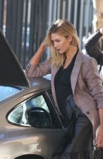 Karlie Kloss At a photoshoot in New York City