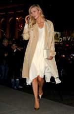 Karlie Kloss At Night out in New York