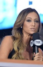 Kate Abdo At Fox Sports and Premier Boxing Champions press conference, New York