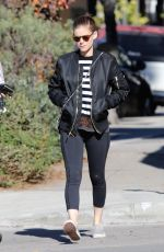 Kate Mara Out for lunch with a friend in Los Angeles