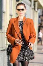 Kate Mara Spotted on her way to a studio in Hollywood