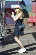 Katheryn Winnick Out and about in Buenos Aires, Argentina