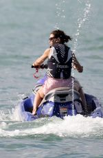 Katie Holmes and Jamie Foxx Out In Miami