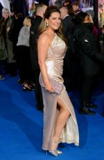 Kelly Brook At european premiere of