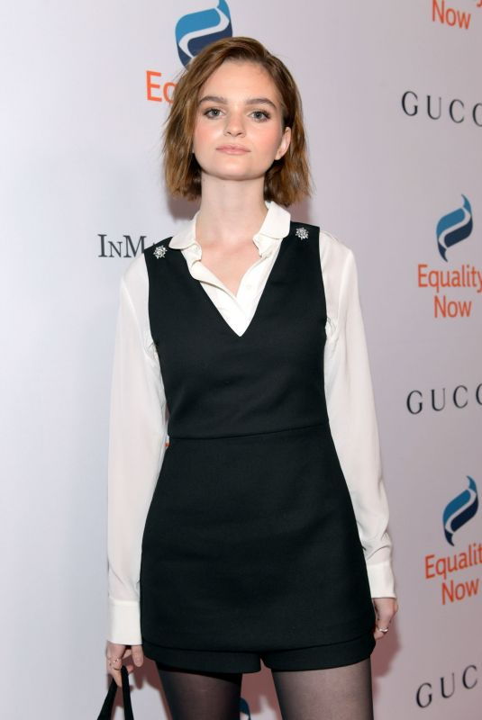 Kerris Dorsey At Equality Now