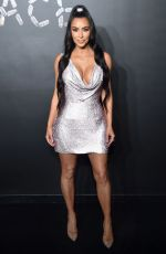 Kim Kardashian At Versace Pre-Fall 2019 Collection show in NYC