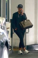 Kim Kardashian Stops by the dermatologist on Christmas Eve