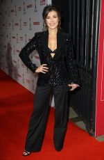 Kym Marsh At The Sun Military Awards in London