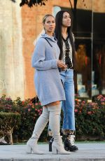 Leona Lewis Out in Beverly Hills
