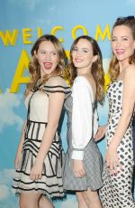 Leslie Mann, Maude Apatow, Iris Apatow At