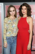 "Lily-Rose Depp & Laetitia Casta At ""l"