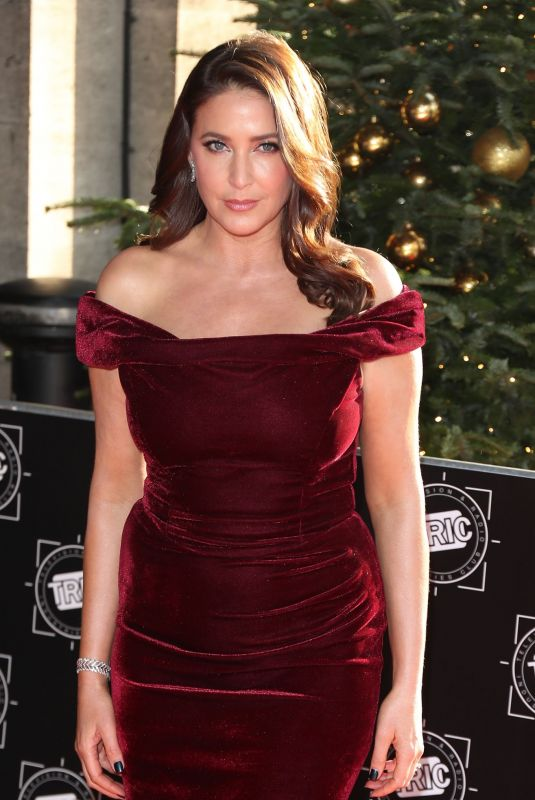 Lisa Snowdon At The TRIC Awards in London